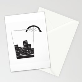 Cocktail City Stationery Cards