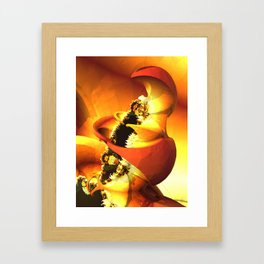 Anthozoa Framed Art Print