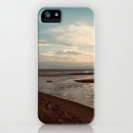 Boat On The Water iPhone Case