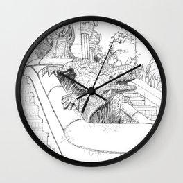 Bcn 7 Wall Clock