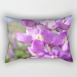 Borrego Lupine Rectangular Pillow