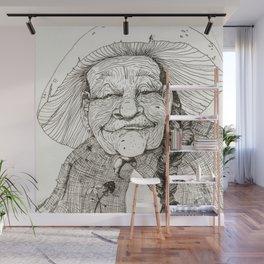 Grandmother Nature Wall Mural