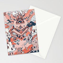 Lif Skogur Stationery Cards