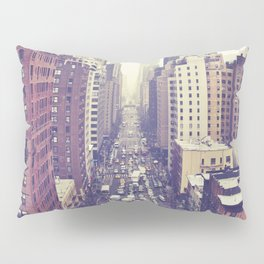 flying over first... (colour) Pillow Sham