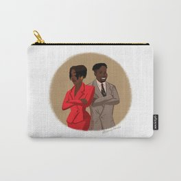 Maxine Shaw and Kyle Barker / Living Single Carry-All Pouch