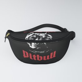 Pitbull My Personal Trainer Fanny Pack