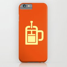 Coffee: The French Press iPhone 6s Slim Case