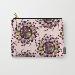 Hearts only! multi color Carry-All Pouch