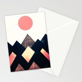 mountain 156 Stationery Cards