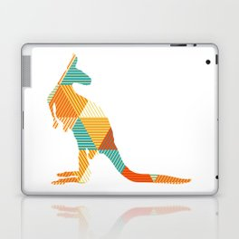 Kangaroo Capers Laptop & iPad Skin