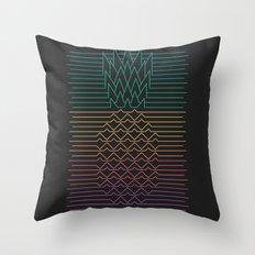 Hala Kahiki Throw Pillow
