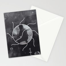 Nightwork Stationery Cards