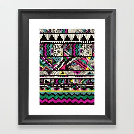 ▲FIESTA▲ Framed Art Print