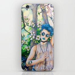 Dogwood Daydreams iPhone Skin