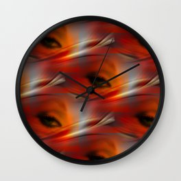 use colors for your home -32- Wall Clock