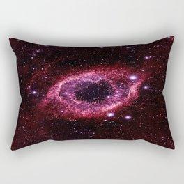 Magenta Pink helix nebula Rectangular Pillow