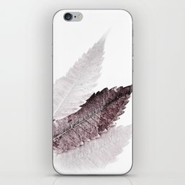finding center iPhone Skin