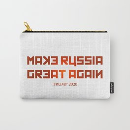 Make Russia Great Again Carry-All Pouch