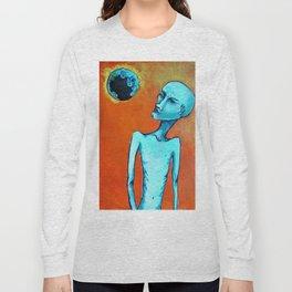 Planetary Scope Long Sleeve T-shirt