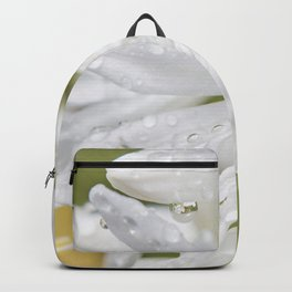 Softly White Backpack