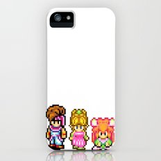 Secret of Mana Characters Slim Case iPhone (5, 5s)