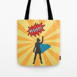 Resist! Tote Bag