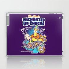 Enchanted Up Chucks Laptop & iPad Skin