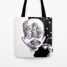 It's a starry coffeenight Tote Bag