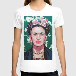 Frida Kahlo Love T-shirt