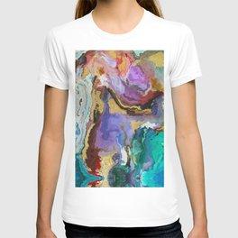 modern marble p T-shirt