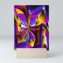 Logical Positivism Mini Art Print