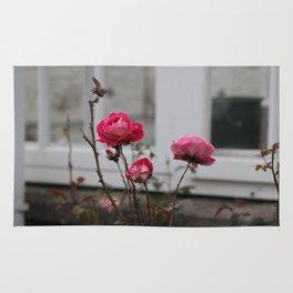 Three Roses Rug