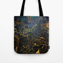KINTSUGI  ::  Embrace Damage Tote Bag
