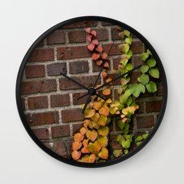 Climbing Wall Clock