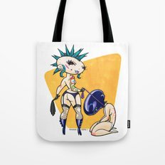 Time for Walkies! Tote Bag