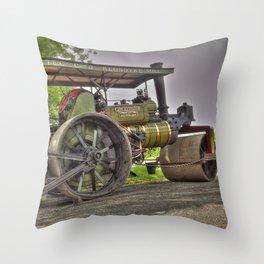 Lady Hamilton Road Roller Throw Pillow