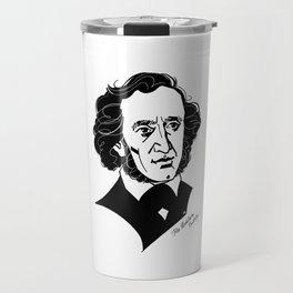 Felix Mendelssohn Travel Mug