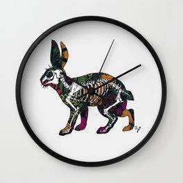 Anatomy of a Bunny Wall Clock