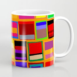 Rothkoesque Coffee Mug