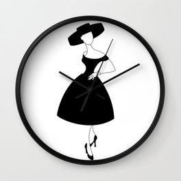 Funny face Wall Clock