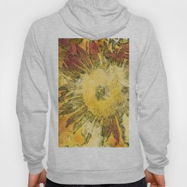 Modern Sunflower Hoody