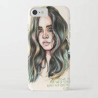 west coast iPhone & iPod Cases featuring   West Coast  by vooce & kat