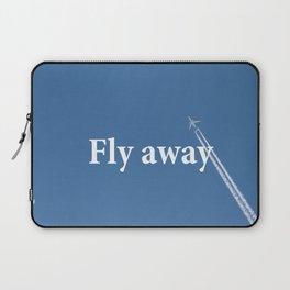 Flay away Laptop Sleeve