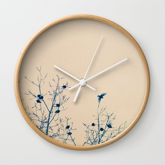 The One That Got Away Wall Clock
