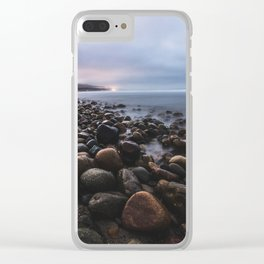 Trestles, CA Clear iPhone Case