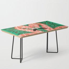 FLAMINGOS Coffee Table
