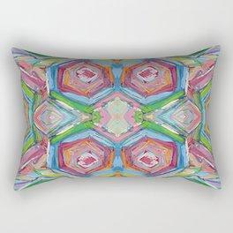 Beach Umbrellas Rectangular Pillow