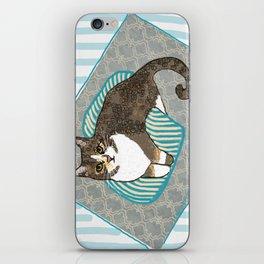 Max CatDoodle iPhone Skin