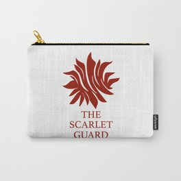 The Scarlet Guard Red Queen Carry-All Pouch