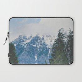 Glacier Roads Laptop Sleeve